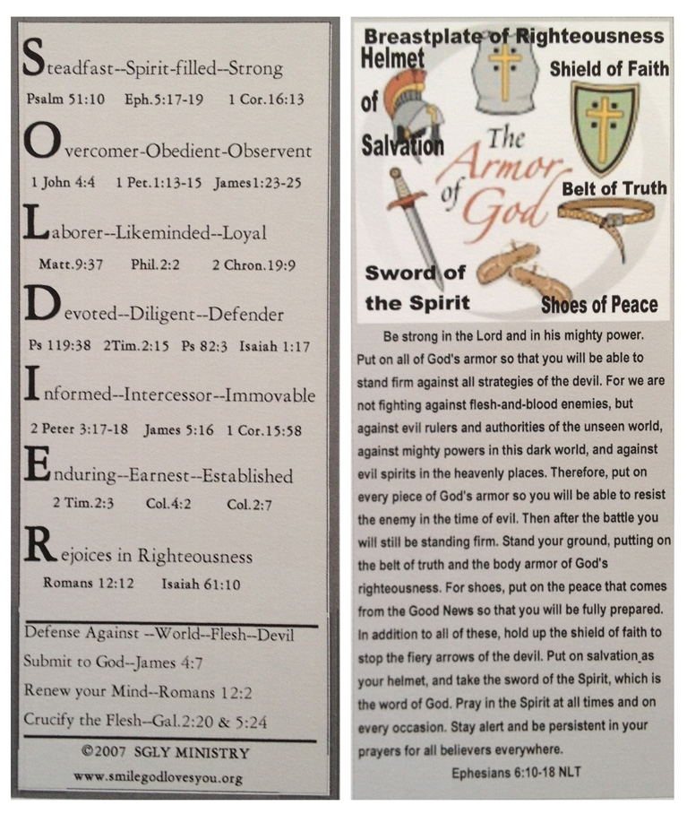 image regarding Armor of God Printable known as Armor of God