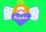 rejoice angel