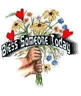 Bless Someone Today