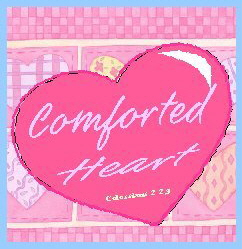 Comforted Heart--Colossians 2:2,3 (ASV)