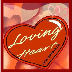 Loving Heart--Deuteronomy 6:5 (NKJV)
