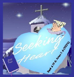 Seeking Heart--Deuteronomy 4:29 (NKJV)