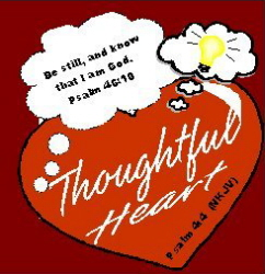 Thoughtful Heart-- Psalm 4:4 (NKJV)