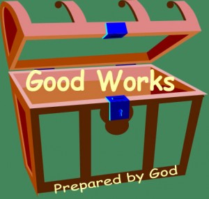 treasure chest of good works