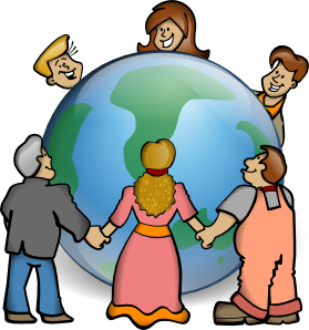 believers working together around the world