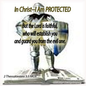PROTECTED 2Thessalonians 3:3