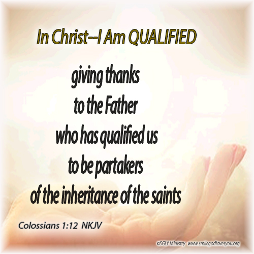 QUALIFIED-Colossians-1.12