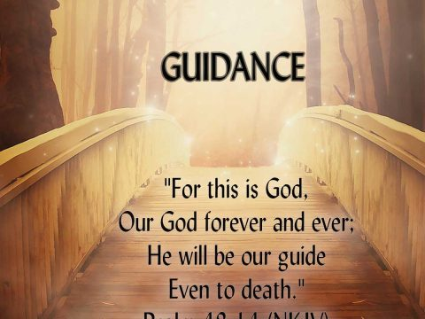 GUIDANCE-Psalm48.14
