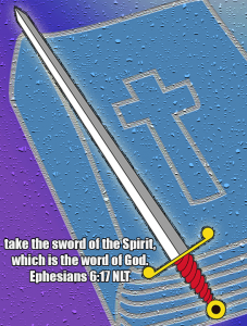 Sword of the Spirit--Word of God