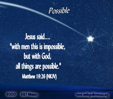 Possible--Matthew-19.26